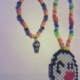 Kandi Necklace And Choker
