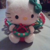 Hello Kitty 3D Front