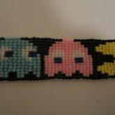 Pac Man Bracelet Complete