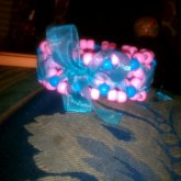 First Ribbon Kandi :3