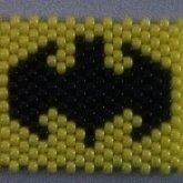 Batman Peyote Stich