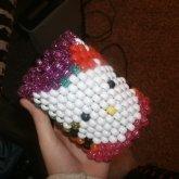 Hello Kitty Cuff :3