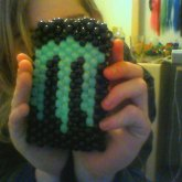 Monster Ipod Touch Case