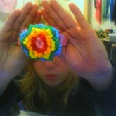 Rainbow Mini Rose