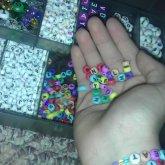 Letter Beads(: