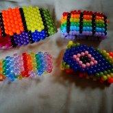 Rainbow Cuffs.
