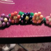 The Kandi Rings I Made For My Little Cousin