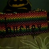 Rainbow Bag 4 Mah Friend Front
