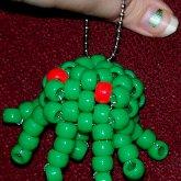 Octopus Keychain 3