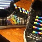 Kandi-fied Shoes