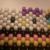 The Front Of My Hello Kitty Kandi Bracelet