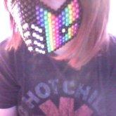 Rainbow Mask C: