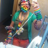 My Rave Outfit!!