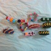 Kandi Cuffs Collection