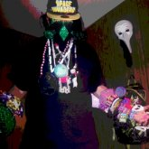 Its Me With Some Of My Kandi On