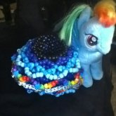 Rainbow Dash Flying Colors Cuff