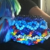 Side View Flying Colors MLP Cuff