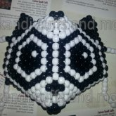 Panda Kandi Mask Large Eyed Panda