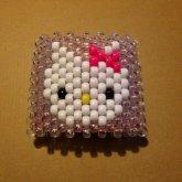 Hello Kitty Face Cuff