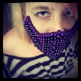 Rain Mortal Kombat Mask