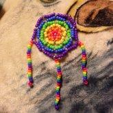 Rainbow Dreamcatcher!