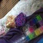 Sorting Perler Beads