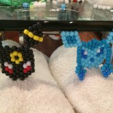 Umbreon And Glaceon :3