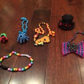 Updated Kandi Accesories