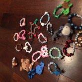 Updated Animal Bracelets
