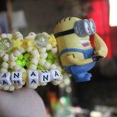 Minion Banana Cuff