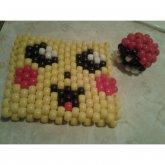 Pikachu & Pokéball .
