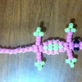 Kandi Glow In The Dark Lizzard
