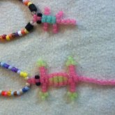 Kandi Adult And Baby Lizzard