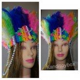 Rainbow Star Headdress