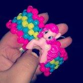 Pinkie Pie Cuff MLP Kandi