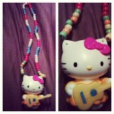 Hello Kitty Necklace :3