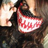 Venom Half Mask :D