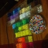 Sorting Mini Beads