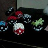My Kandi Pokeballs