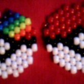 Rainbow And Original Pokeballs