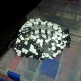 Black & White Cuff