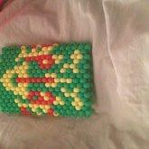 Zelda Triforce Cuff C: Front