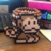 Monkey Jester Cuff