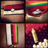 Pokemon - Pokeball Kandi Purse