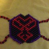 Kingdom Hearts Heartless Mask