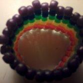 Shiney Rainbow Cuff