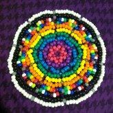 My Rainbow Kandi Beanie