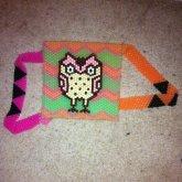 Pastel Owl Backpack