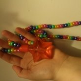Long Necklace With Bubbles ^_^