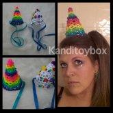 Kandi Party Hat
